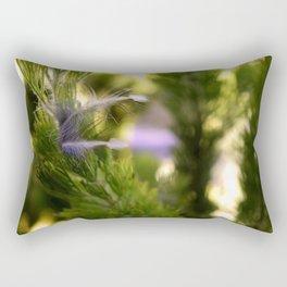 Spirit Feathers Rectangular Pillow