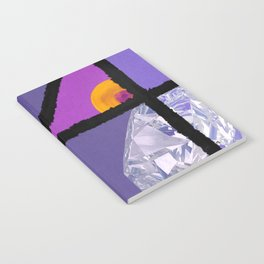 Diamond Four Notebook
