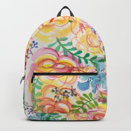 Sunshine and Roses Backpack