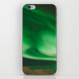 Northern Lights in Norway iPhone Skin