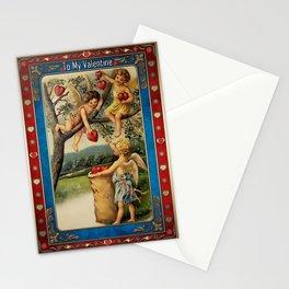 Valentine's Day Vintage Card 052 Stationery Cards