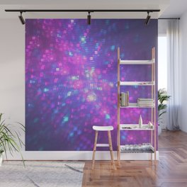 2107 Vibes Wall Mural