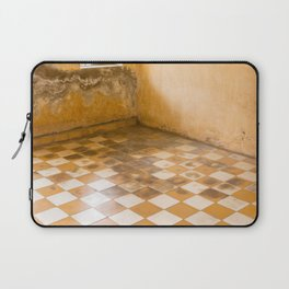 S21 Blood Stains - KhmerRouge, Cambodia Laptop Sleeve