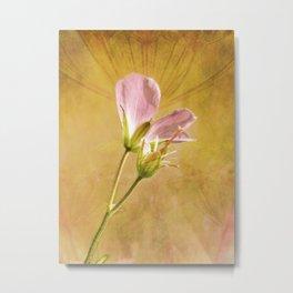 in the meadow Metal Print