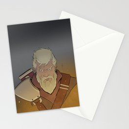 Embers of War Stationery Cards
