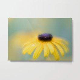 Dreamy Flower Metal Print