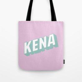 KENA Tote Bag