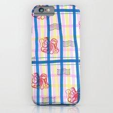Naval Gingham Slim Case iPhone 6s