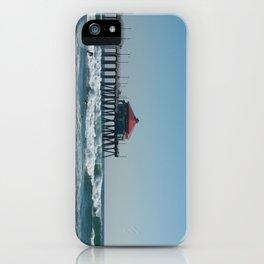 Huntington Beach Life iPhone Case