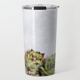 Succulent plants Travel Mug