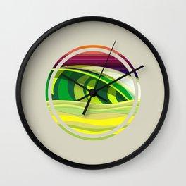 FOCUS SHIFT Wall Clock