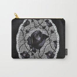 Bitter Rose Carry-All Pouch