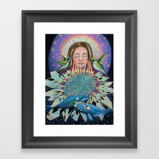 The Weavers Framed Art Print