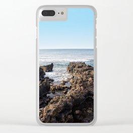 Gran Canaria Clear iPhone Case