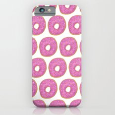 Pink Frosted Donut iPhone 6s Slim Case
