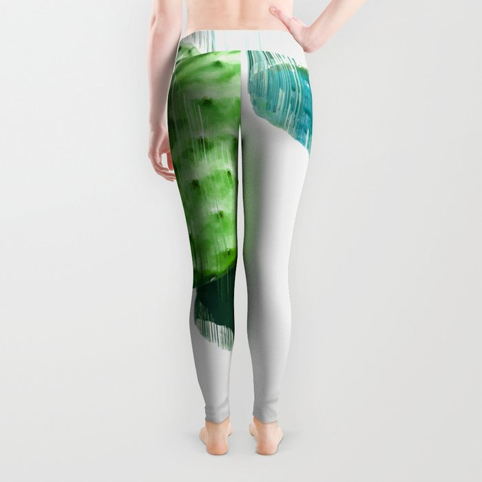 Faster than the speed of CACTUS Leggings