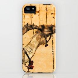 Desert Ship iPhone Case