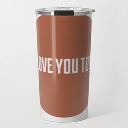 Motto - Week 4 Travel Mug
