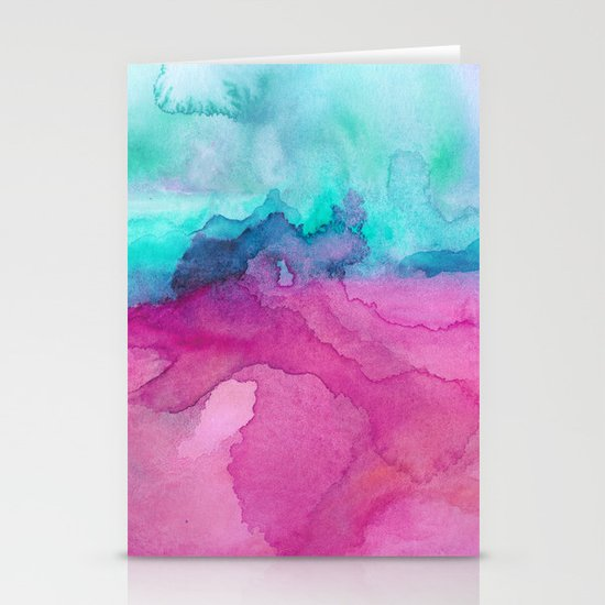 Tidal II Stationery Cards