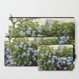 Cape Cod Hydrangeas Carry-All Pouch