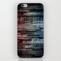 religious iPhone & iPod Skins featuring Religious Liberty by politics