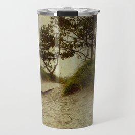 Trees by the Sea Travel Mug