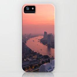 BANGKOK 05 iPhone Case
