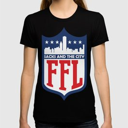 Sacks and the City T-shirt
