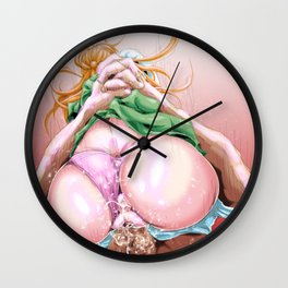 Top Back Wall Clock