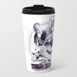 TINKER HATFIELD: DESIGN HEROES Travel Mug