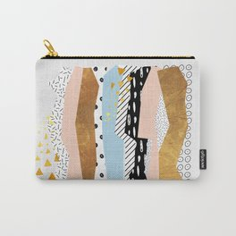 Geometric shapes 01 Carry-All Pouch