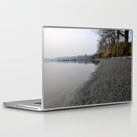 marine Laptop & iPad Skins featuring shore marine by  Agostino Lo Coco