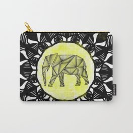 Ancient Elephant Carry-All Pouch