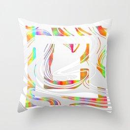 Inverse Throw Pillow