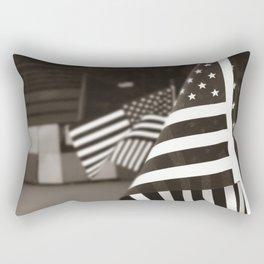 Memorial Day Rectangular Pillow