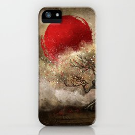 Iroha iPhone Case