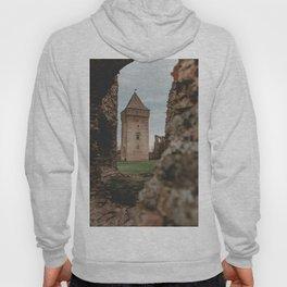 Old castle tower Hoody