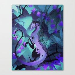 ShimmerThorn Canvas Print