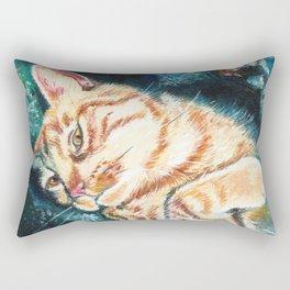 Is This Your Cat? Rectangular Pillow
