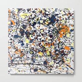 Mijumi Pollock Metal Print