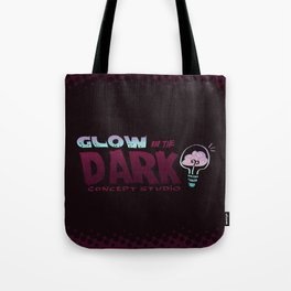 Glow in the Dark Tote Bag