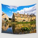 Lower Slaughter (The Cotswolds) by scenicviewphotography