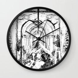 LUZ DE AFTER Wall Clock