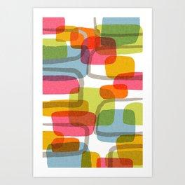 Palm Desert Art Print