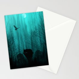 Wolf Pass Stationery Cards
