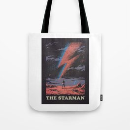 The Starman Tote Bag