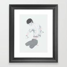 Circuitry Surgery 3 Framed Art Print