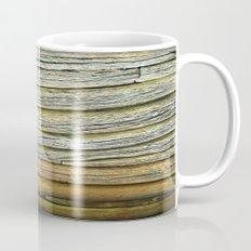 Wooden curves Mug