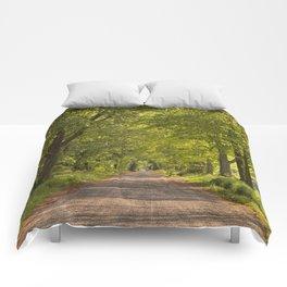 Wye Island Canopy Road Comforters