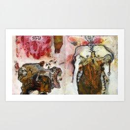 In Unison Art Print